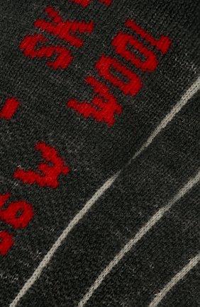 Женские шерстяные гольфы sk4 FALKE белого цвета, арт. 16555_ | Фото 2