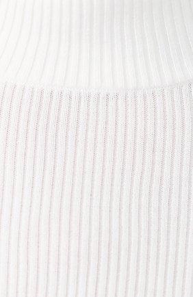 Хлопковый пуловер с коротким рукавом | Фото №5