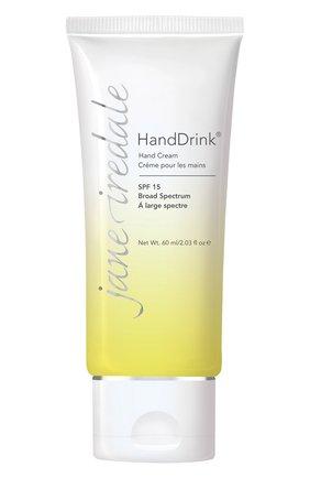 Увлажняющий крем для рук HandDrink SPF 15 | Фото №1