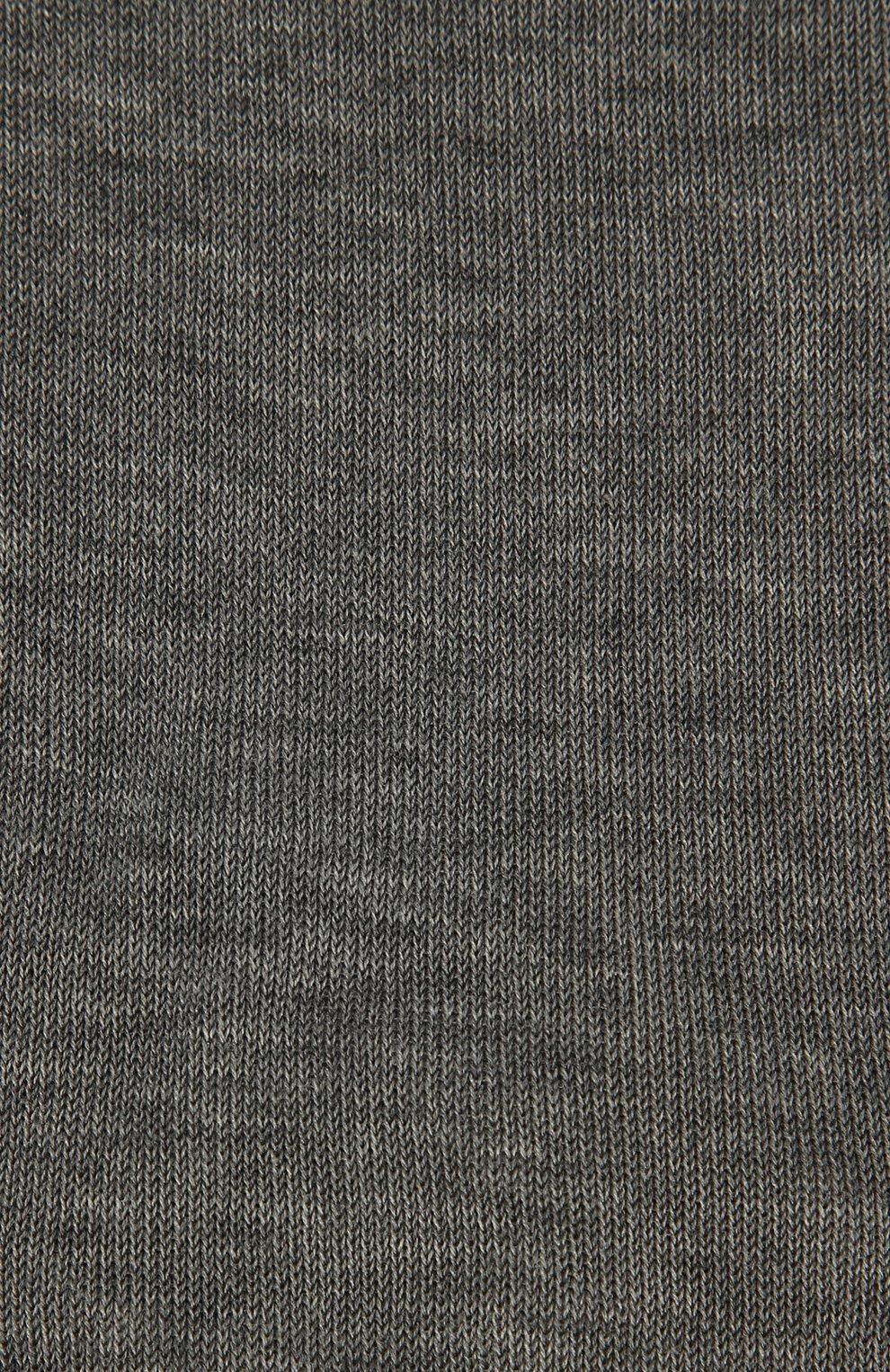 Женские хлопковые носки sensitive malaga FALKE серого цвета, арт. 47676_ | Фото 2