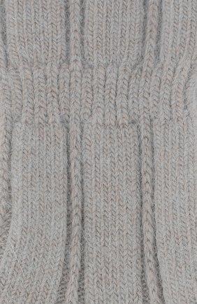 Женские носки bedsock FALKE серого цвета, арт. 47470_ | Фото 2