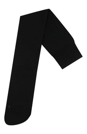 Женские гольфы leg vitalizer FALKE черного цвета, арт. 46850_ | Фото 1