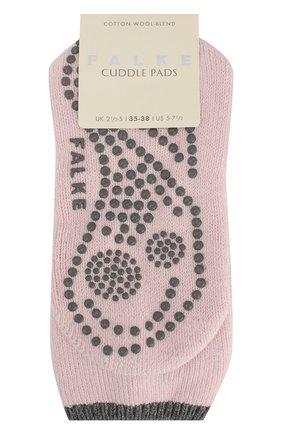 Носки Cuddle Pads из смеси хлопка и шерсти   Фото №1