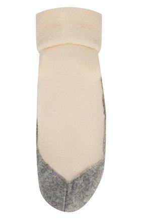 Шерстяные носки Cosyshoe   Фото №1