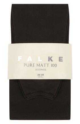 Леггинсы Pure Matt Falke темно-серые | Фото №2
