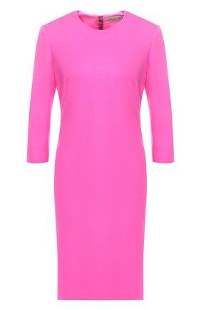 Платье с укороченным рукавом | Фото №1