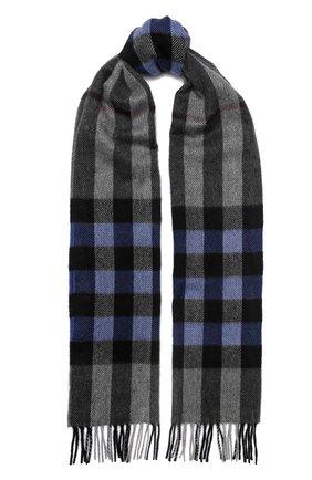 Мужской кашемировый шарф ANDREA CAMPAGNA голубого цвета, арт. 632324/SCARF   Фото 1