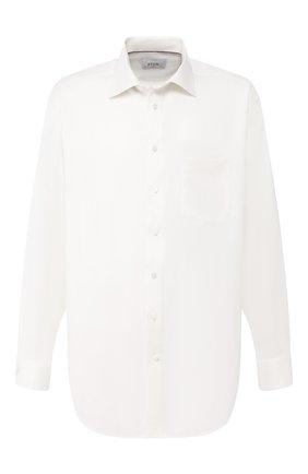 Мужская хлопковая сорочка ETON кремвого цвета, арт. 3441 79011 | Фото 1