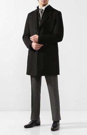 Мужская хлопковая сорочка ETON кремвого цвета, арт. 3441 79011 | Фото 2