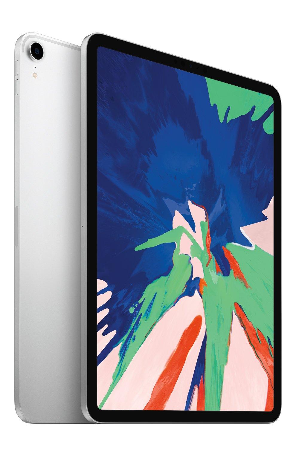 "iPad Pro 11"" Wi-Fi 512GB Silver Apple  | Фото №1"