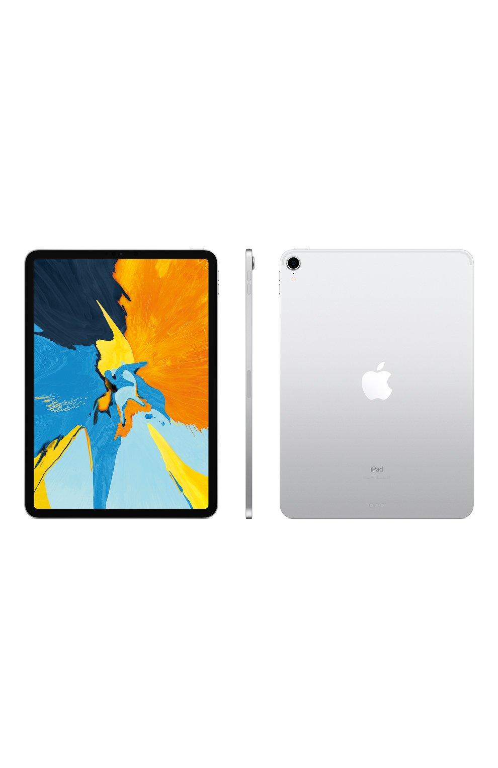 "iPad Pro 11"" Wi-Fi 512GB Silver Apple  | Фото №2"