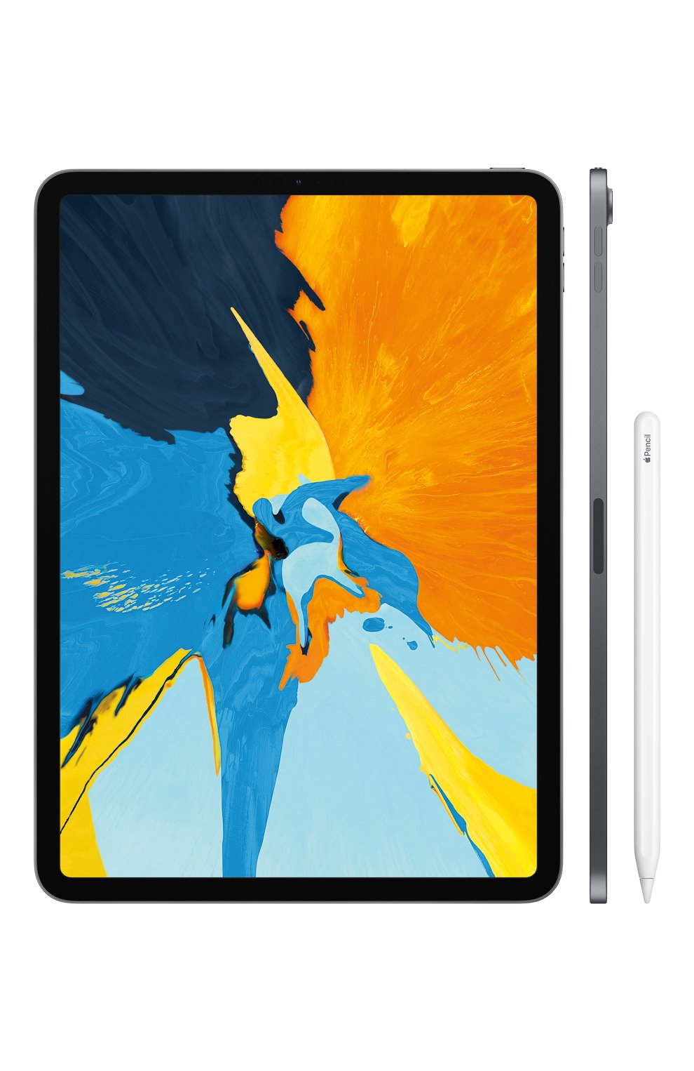 "iPad Pro 11"" Wi-Fi 256GB Silver Apple  | Фото №3"