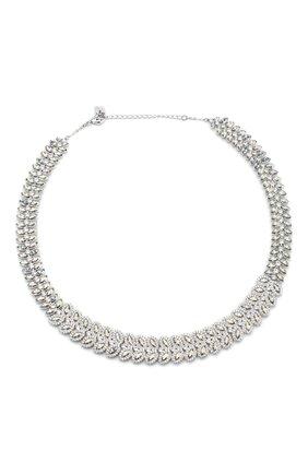 Женское ожерелье baron SWAROVSKI серебряного цвета, арт. 5117678 | Фото 1