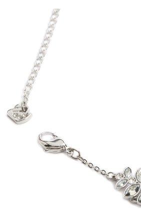 Женское ожерелье baron SWAROVSKI серебряного цвета, арт. 5117678 | Фото 2