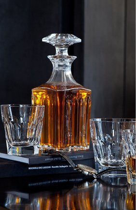 Мужского штоф для виски harcourt BACCARAT прозрачного цвета, арт. 1 702 352 | Фото 2