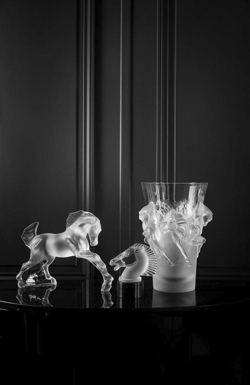 Скульптура Horse Lalique    Фото №2