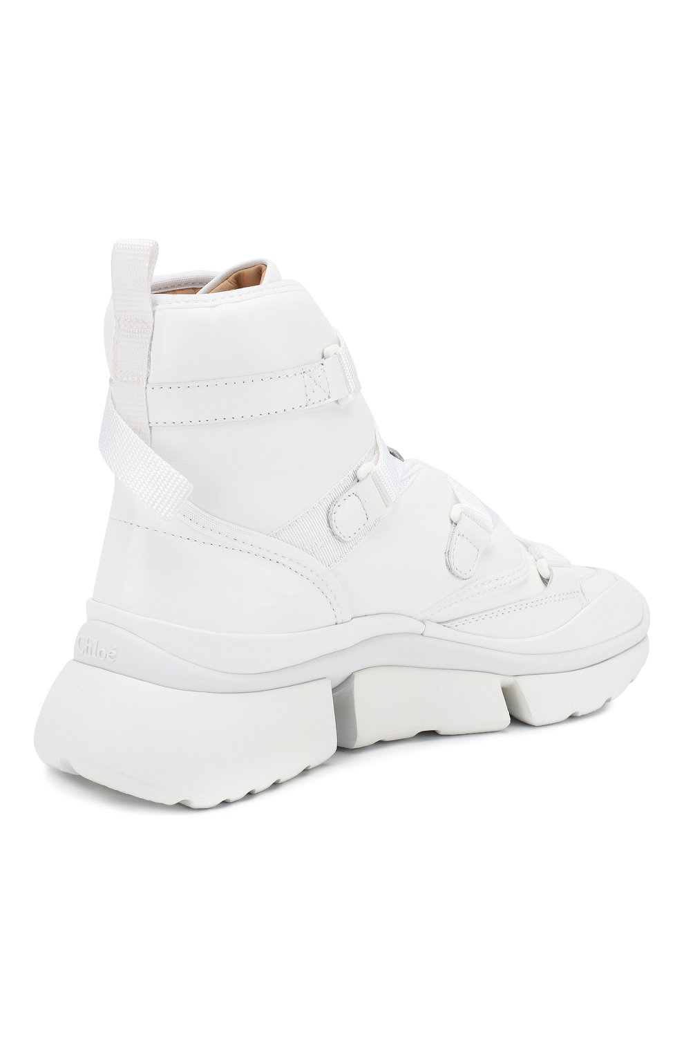 Комбинированные кроссовки Sonnie | Фото №4