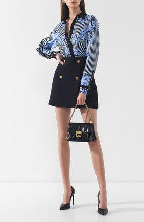 Женская сумка gv3 small  GIVENCHY черного цвета, арт. BB501CB08Z | Фото 2