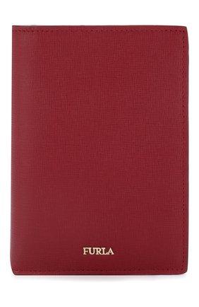 Кожаная обложка для паспорта Babylon    Фото №1