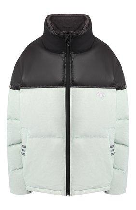 Куртка с воротником-стойкой | Фото №1