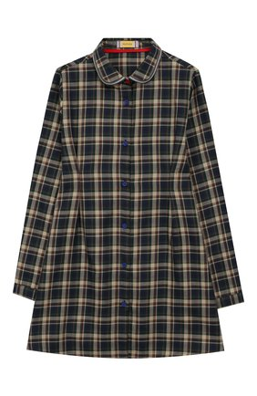 Платье-рубашка | Фото №1