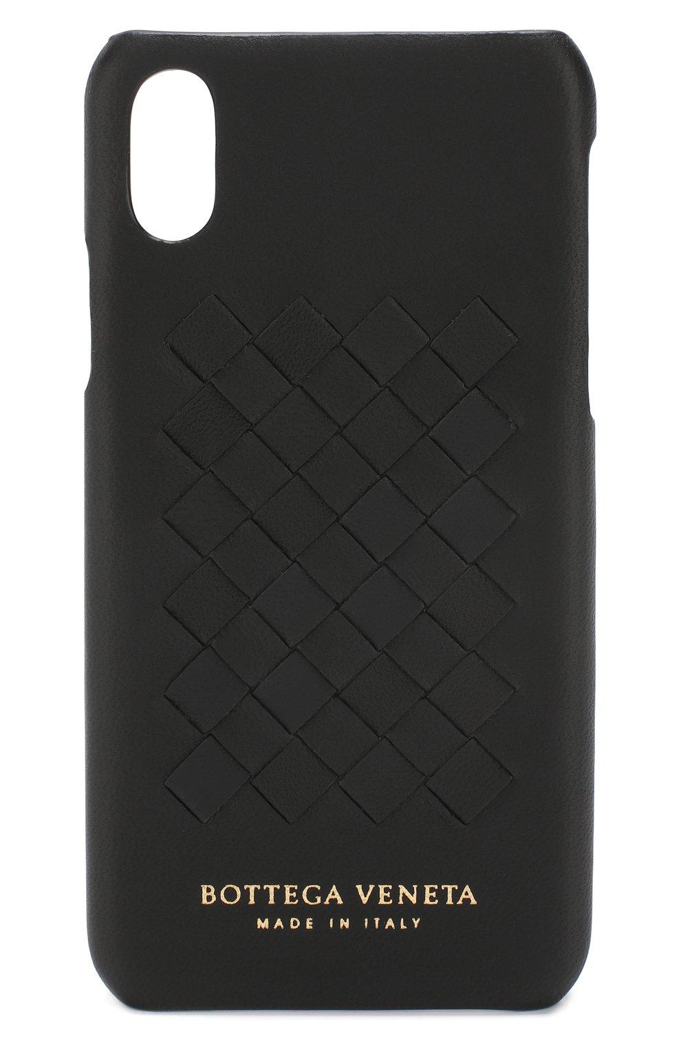 Кожаный чехол для iPhone X | Фото №1