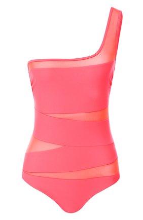 Женский слитный купальник NATAYAKIM розового цвета, арт. NY-017/19 | Фото 1