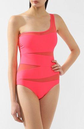 Женский слитный купальник NATAYAKIM розового цвета, арт. NY-017/19 | Фото 2