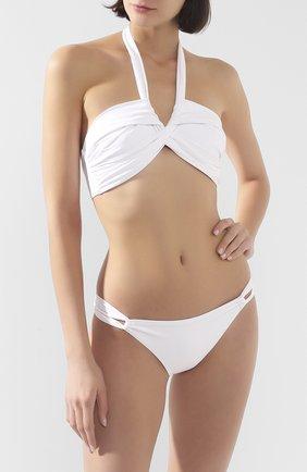 Женский плавки-бикини NATAYAKIM белого цвета, арт. NY-063B/19 | Фото 2