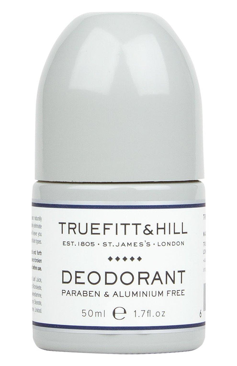 Мужской роликовый дезодорант TRUEFITT&HILL бесцветного цвета, арт. 10026 | Фото 1