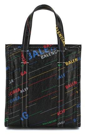 Сумка Bazar Shopper XS Balenciaga разноцветная цвета | Фото №1