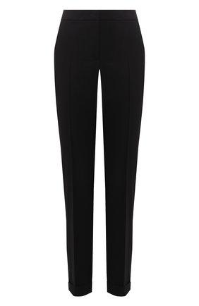 Шерстяные брюки с отворотами | Фото №1