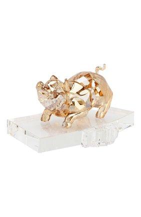 Статуэтка Chinese Zodiac Pig Swarovski  | Фото №2