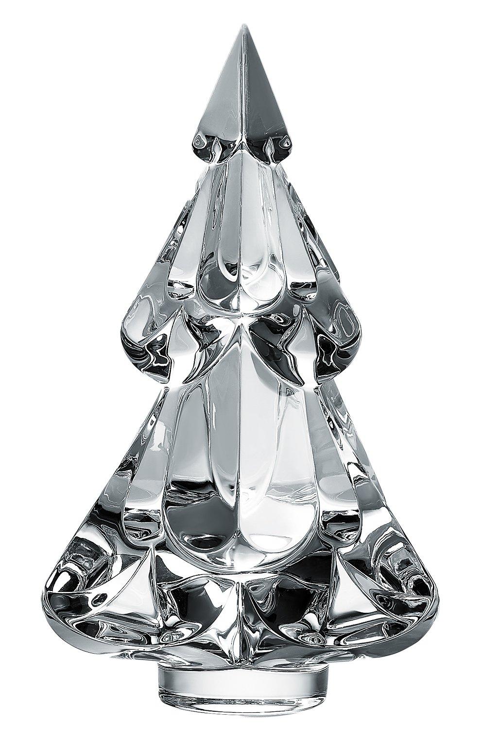 Скульптура снежная елка BACCARAT прозрачного цвета, арт. 2 812 247 | Фото 1