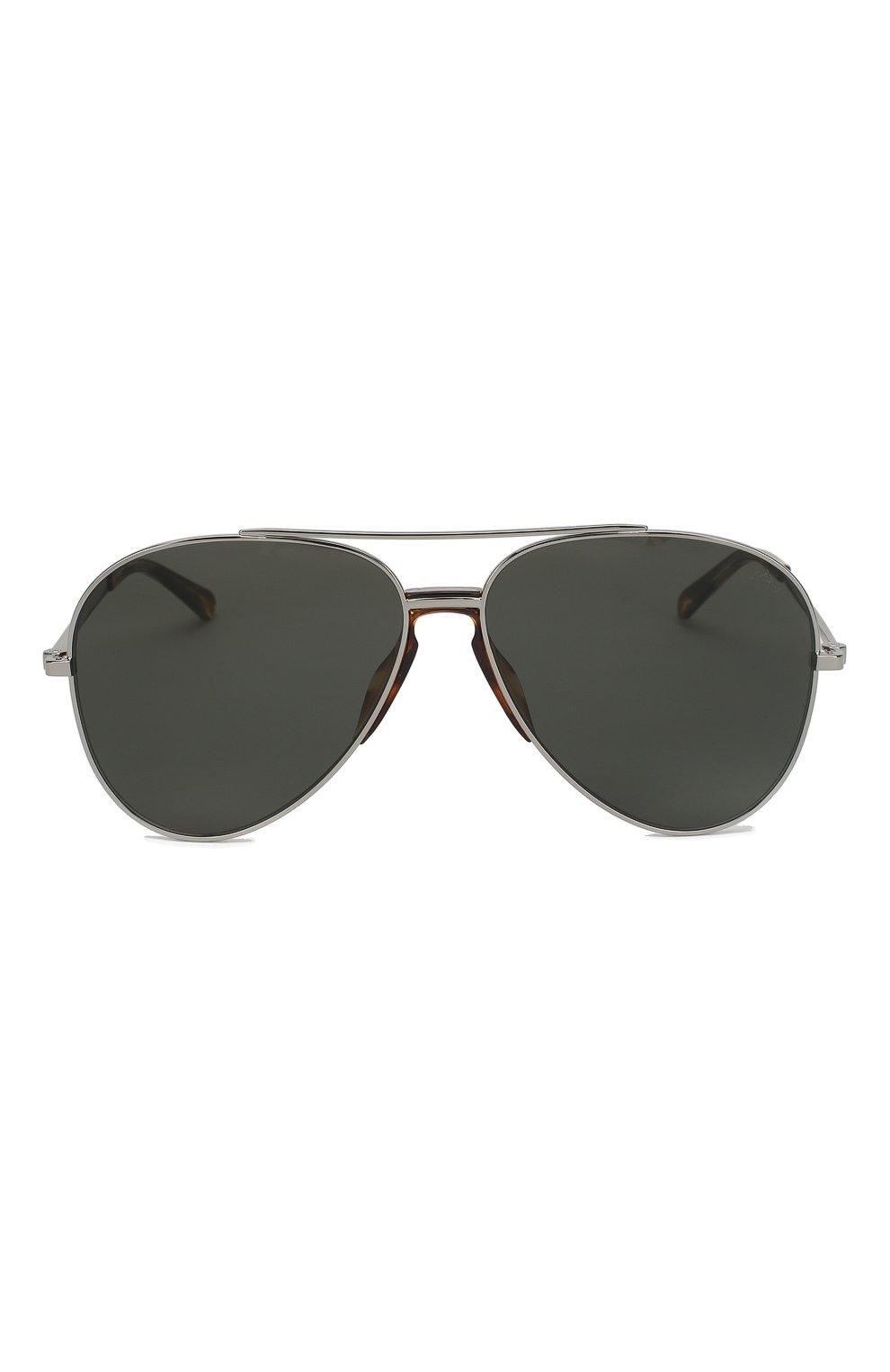 Мужские солнцезащитные очки BRIONI серого цвета, арт. BR0052 002 | Фото 2