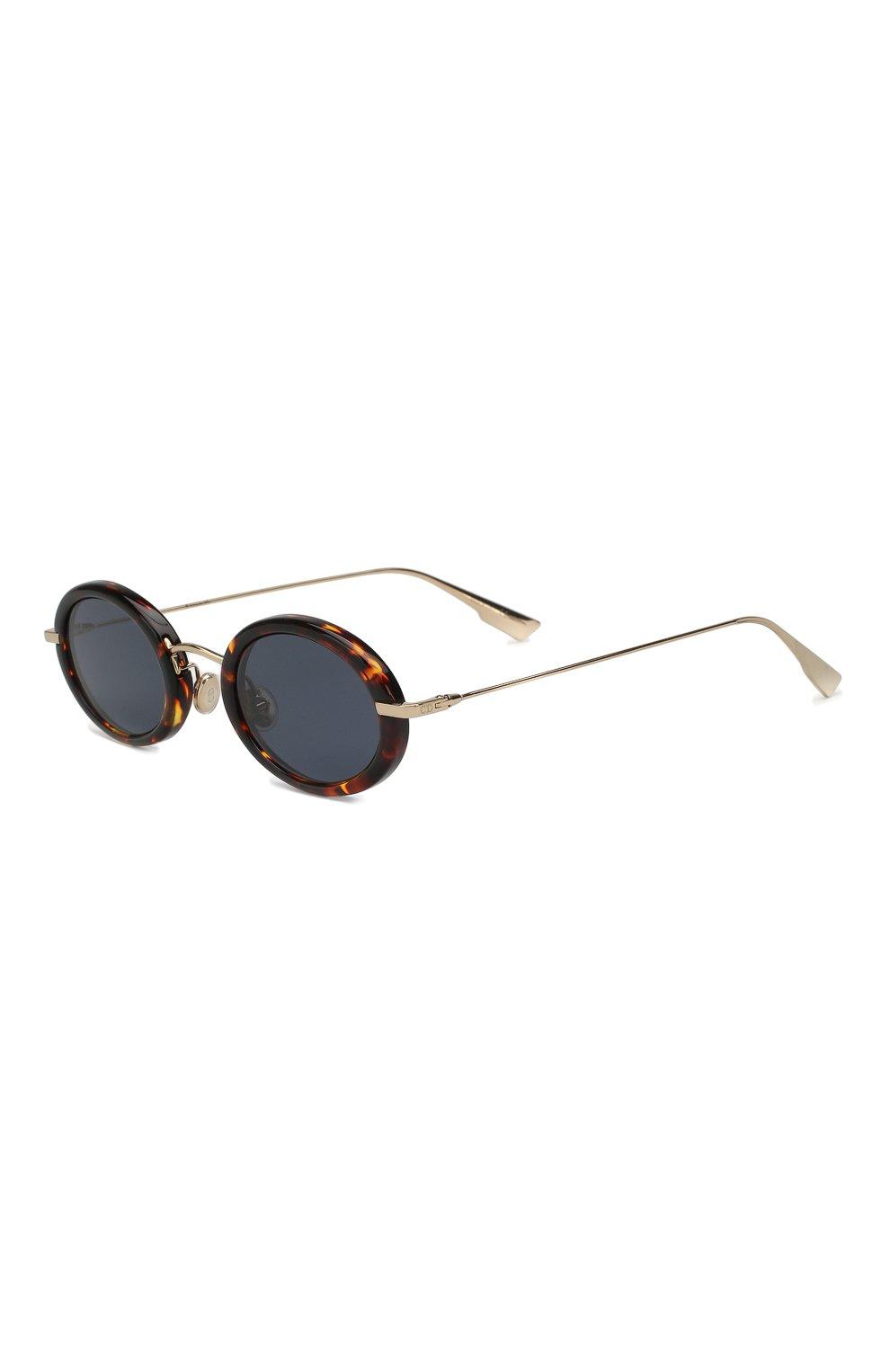 87254d3e26841 Женские коричневые солнцезащитные очки DIOR — купить за 24800 руб. в ...