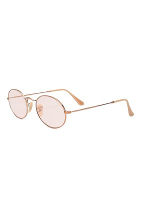 Мужские солнцезащитные очки RAY-BAN розового цвета, арт. 3547N-91310X | Фото 1