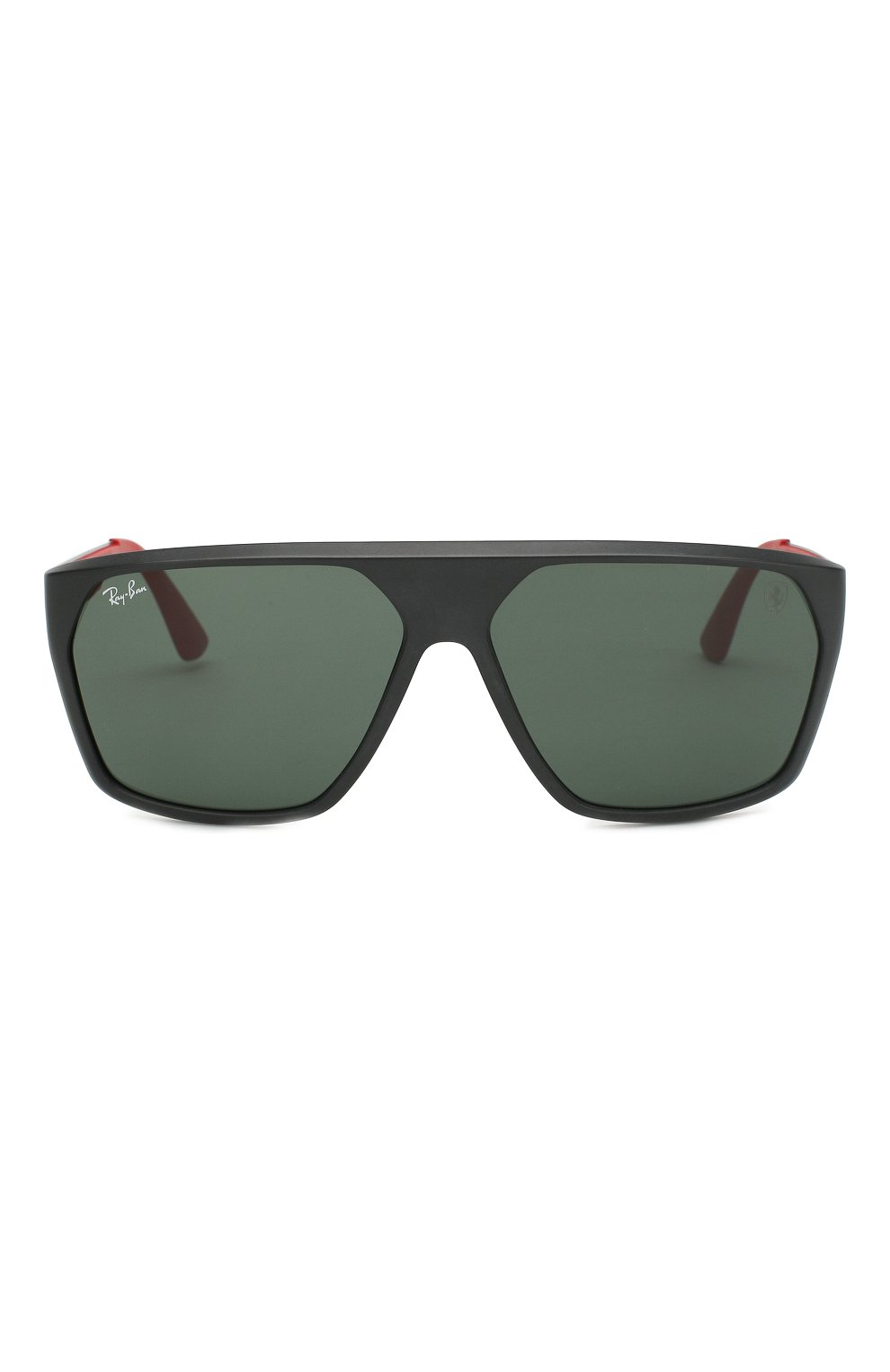 Мужские солнцезащитные очки RAY-BAN черного цвета, арт. 4309M-F60271 | Фото 2