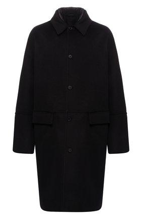 Шерстяное пальто с подстежкой | Фото №1