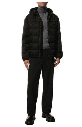 Куртка с внутренней меховой отделкой | Фото №2