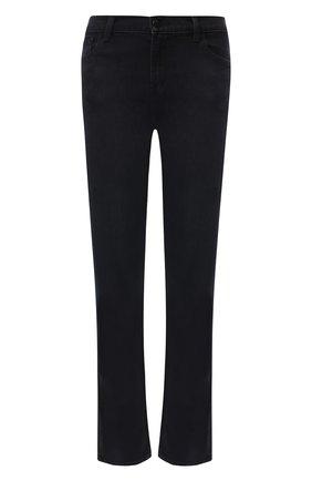 Женские джинсы с потертостями J BRAND синего цвета, арт. JB001734 | Фото 1