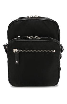 Текстильная сумка-планшет Valentino Garavani | Фото №1