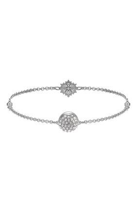Женский браслет remix collection snowflake SWAROVSKI серебряного цвета, арт. 5432735 | Фото 2