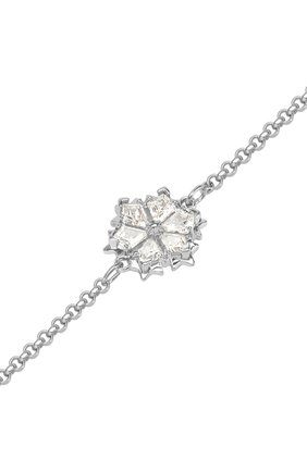 Женский браслет remix collection snowflake SWAROVSKI серебряного цвета, арт. 5432735 | Фото 3