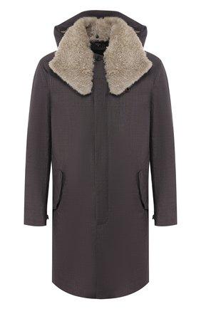 Утепленное пальто Moscow   Фото №1