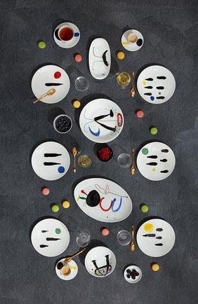 Сервиз из 100 предметов на 12 персон Parler Seul Bernardaud  | Фото №7