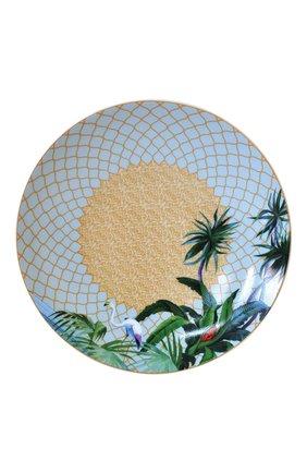 Салатная тарелка Tropiques Bernardaud  | Фото №1