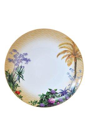 Обеденная тарелка Tropiques | Фото №1