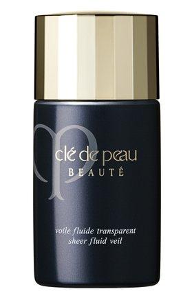 Женские выравнивающая база под макияж с полупрозрачной текстурой CLÉ DE PEAU BEAUTÉ бесцветного цвета, арт. 33303CP | Фото 1