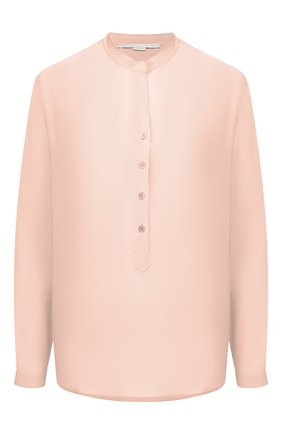 Женская шелковая блузка STELLA MCCARTNEY розового цвета, арт. 531885/SY206 | Фото 1